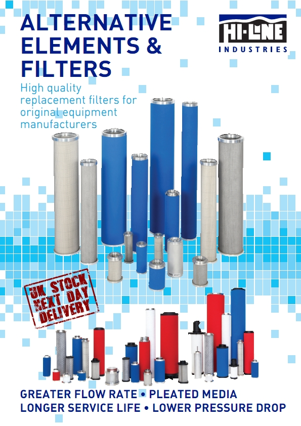 Alternative Elements & Filters by Hi-line Industries