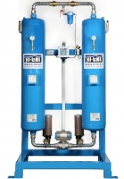Heatless Adsorption Dryers